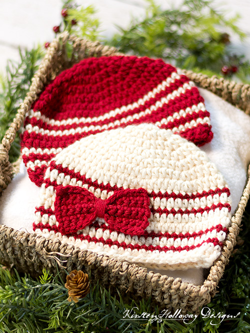 Easy crochet beanie for newborns, and 0-3 month old babies. Perfect for donating to charity or your local NICU.
