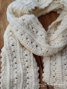 Pattern – Primrose and Proper Super Scarf