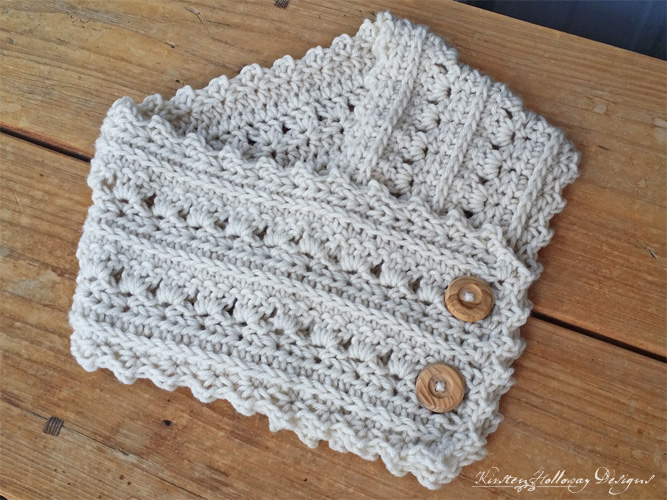 Pattern – Primrose and Proper Cowl