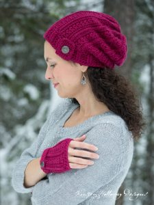 Pattern – Heartstrings Slouch Hat