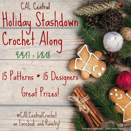 Holiday Stashdown CAL