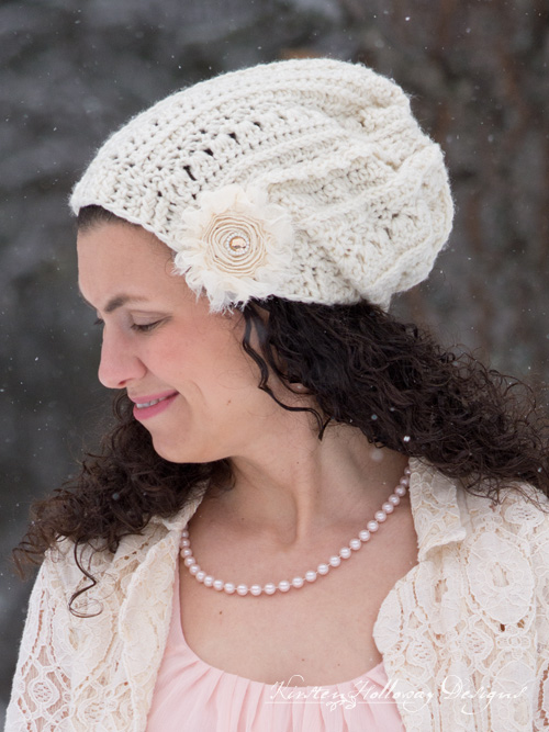 The Primrose and Proper crochet slouch hat pattern is stylish and versatile, and makes a beautiful addition to your winter wardrobe. I've included notes on how to make this hat for everyone from toddlers to adults.