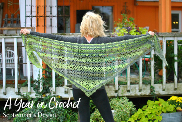 A Year in Crochet from Lorene Eppolite of Cre8tion Crochet Giveaway.