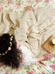 Easy Primrose and Proper Crochet Blanket Pattern