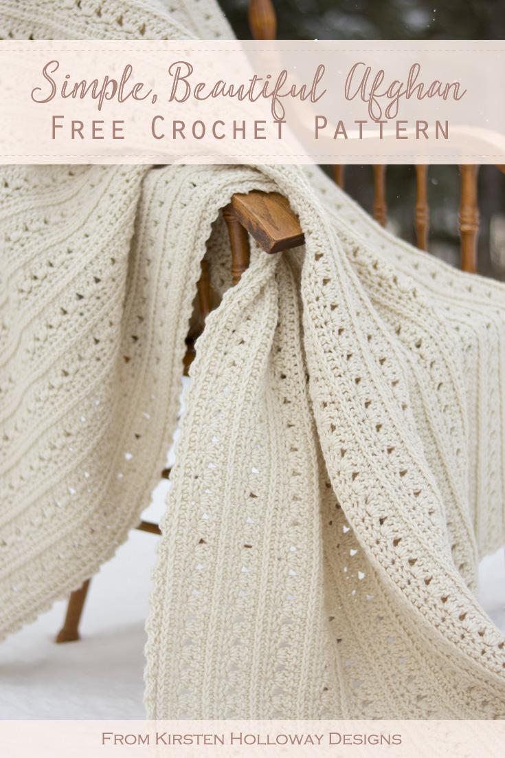 Proper Crochet Blanket Pattern