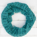 Simply Lace Scarf easy Spring crochet pattern for Women, for Mother's Day
