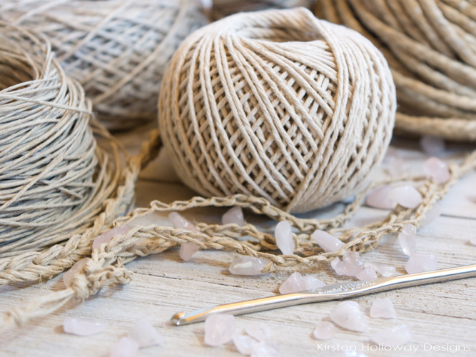It's easy to incorporate beads and hemp into your crochet--especially when making jewelry! The Crochet Hemp Jewelry book by Annie's Crafts is filled with easy summer crochet projects that are quick to make, and perfect for busy crafters.