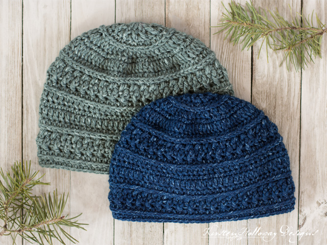 Easy Crochet Hat Pattern Archives Kirsten Holloway Designs